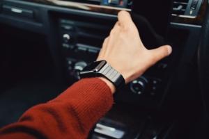 Bild von einer Smartwatch