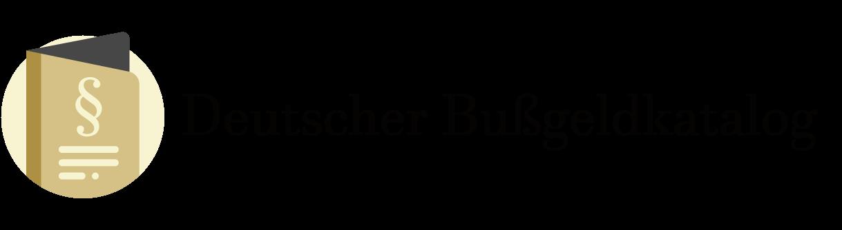 Deutscher Bußgeldkatalog